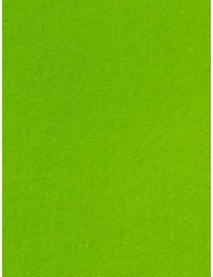 Фетр ярко-зеленый, мягкий 2 мм