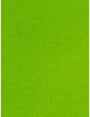 Фетр салатовый мягкий 2 мм (20 х 30 см.)