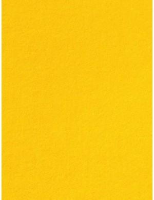 Фетр Жёлтый, мягкий 2 мм