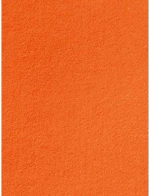 Фетр Оранжевый, мягкий 2 мм