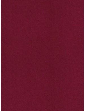 Фетр Бордовый, мягкий 2 мм