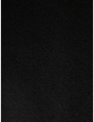 Фетр Черный, мягкий 2 мм