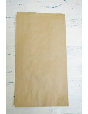 Набор крафт пакетов 37 х 6 х 22 см. ( 10Шт.)