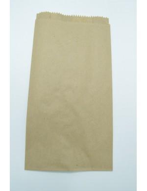 Набор крафт пакетов 27 х 5х 14 см. ( 10Шт.)