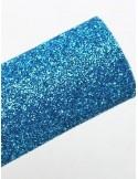 Фетр с глиттером Голубой, 1,8 мм