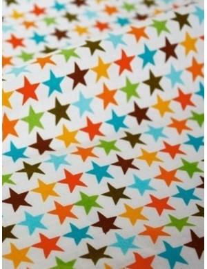 Ткань Звезды детские