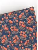 Ткань хлопок Тюльпаны