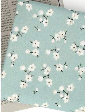 Ткань хлопок Цветы вишни