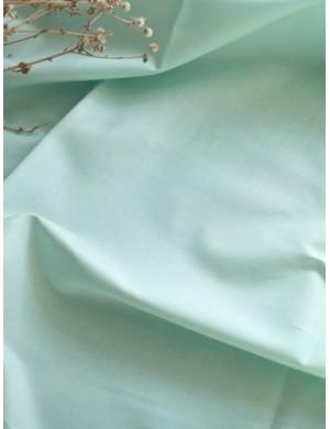 Ткань хлопок Мятный однотонный
