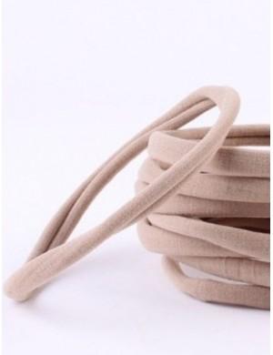 Нейлоновая повязка для младенцев, бежевая