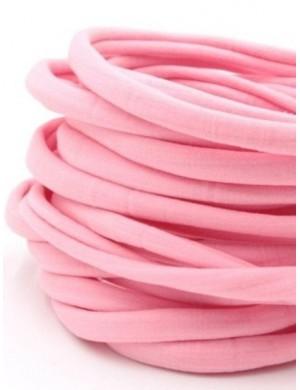 Нейлоновая повязка для младенцев, розовая