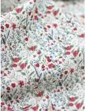 Ткань 100 % Хлопок, Полевые цветы, Плотность 155 г/м2, ширина 110 см.