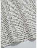 Ткань Письмена