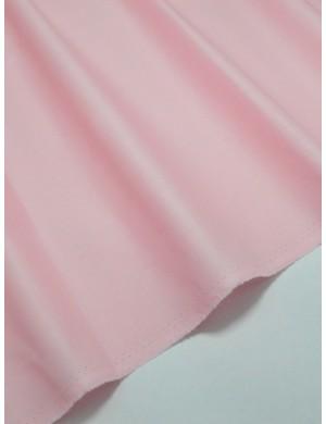 Ткань Нежно-розовая однотонная