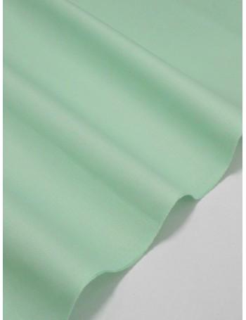 Ткань 100 % Хлопок Однотонная пыльно-серая 150 (г/м2), ширина 110 см.