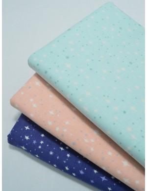 Набор ткани Riley Blake звезды