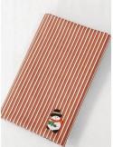 Ткань 100 % Хлопок, Разноцветная полоса , Плотность 150 г/м2 , ширина 110 см