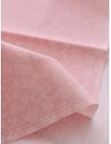 Ткань 100 % Хлопок, Веточки розово-пудровые , Плотность 150 г/м2 , ширина 110 см