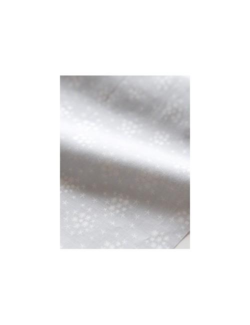 Ткань 100 % Хлопок Dailylike, Одуванчик на сером фонне , Плотность 165 г/м2, ширина 110 см.