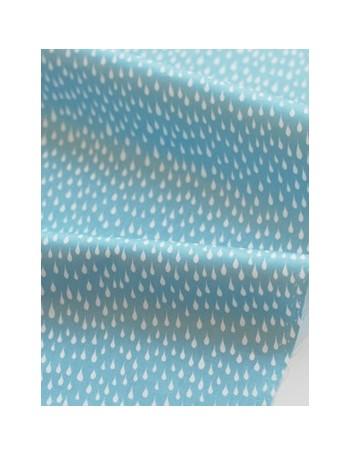 Ткань 100 % Хлопок Dailylike, Капли дождя , Плотность 165 г/м2, ширина 110 см.