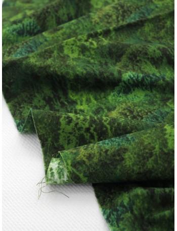 Ткань 100 % Хлопок, Лес, Плотность 155 г/м2, ширина 110 см.