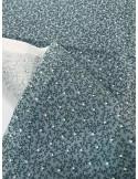 Ткань 100 % Хлопок,Ветки на голубом , Плотность 155 г/м2, ширина 110 см.
