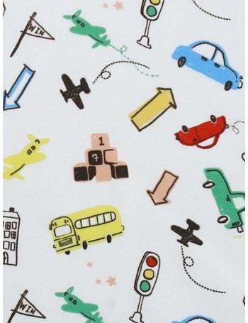 Ткань 100 % хлопок, Детские рисунки, ширина 110 см, плотность 155 г/м2, производитель Корея