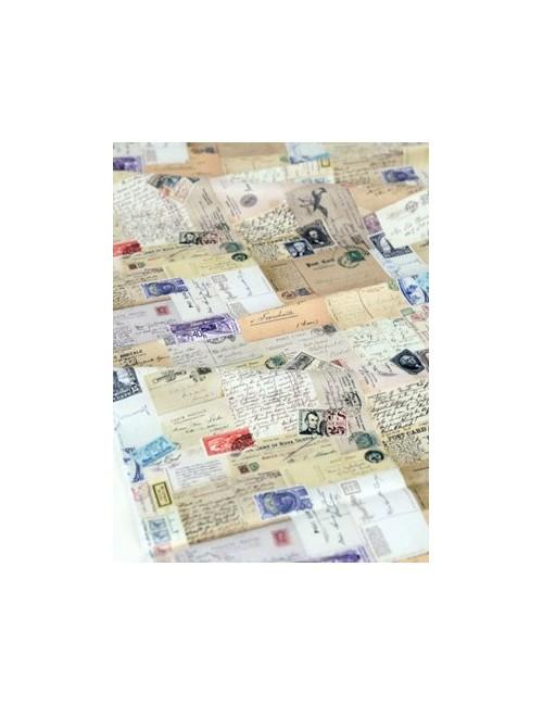 Ткань 100 % хлопок, Письма , ширина 110 см, плотность 155 г/м2, производитель Корея