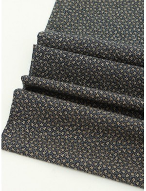 Ткань 100 % хлопок, Цветочный орнамент , ширина 110 см, плотность 155 г/м2, производитель Корея