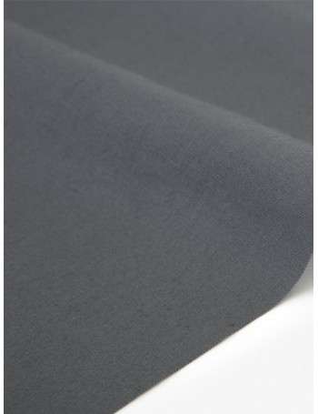 Ткань 100 % Хлопок Dailylike, Темно-серый, Плотность 165 г/м2, ширина 140 см.