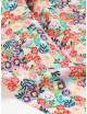 Ткань 100 % хлопок, Полевые сиреневые цветочки, ширина 110 см, плотность 155 г/м2, производитель Корея